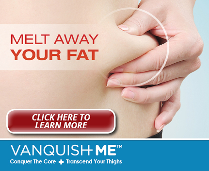 Vanquish ME body contouring. Click here to learn more