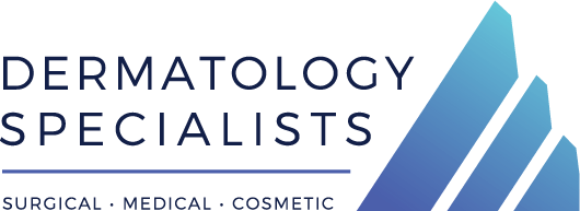 Logo for Dermatology Specialists in Colorado, Westminster, Brighton, Broomfield, Boulder